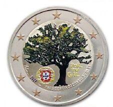 2euro commémo. Portugal 2007 - Présidence P. (neuve, colorisée, sous capsule)