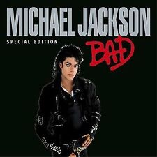 CD Michael Jackson Bad (Spec) Extra tracks, Original recording