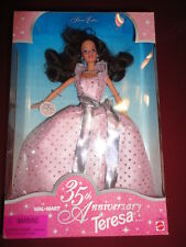 Collectable Special Edition 35th Anniversary Teresa Barbie Doll