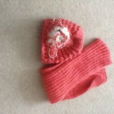 Ladies hat and scarf set