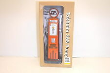 CROWN PREMIUMS TRUST WORTHY TOKHEIM 36B GAS PUMP BANK 1:12 SCALE NIB