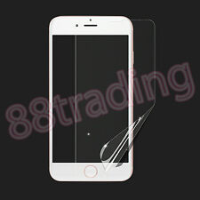 2 x PREMIUM SCREEN PROTECTOR + BACK ULTRA THIN SLIM GEL CASE for iPhone 7