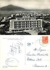 Cartolina di Vico Equense, casa di riposo - Napoli