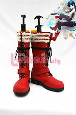 Ao no Exorcist Blue Exorcist Rin Okumura Cosplay Shoes Boots Customized Size