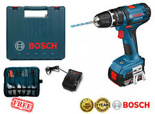 BOSCH GSB 14.4-2-LI 14.4V 2Ah Li-Ion Cordless Hammer Drill Driver Carrying Case