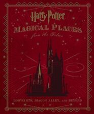 Harry Potter: Magical Places from the Films (Hardcover), Revenson. 9781783296026
