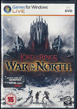 The Lord of the Rings: War in the North (PC Windows ) BRAND NEW