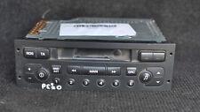 Peugeot 307 Radio Cassete Player Unit 96454436XT00