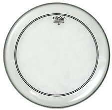 Remo powerstroke 3 clear Bass Drum fell drumhead 22""