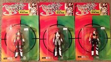 Lot Of Three 1998 Painkiller Jane Limited Edition Action Figures