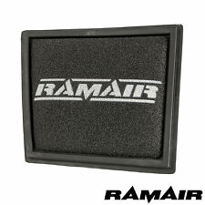 Ramair OEM Replacement Panel Foam Air Filter for Ford Fiesta 2008 - 2016