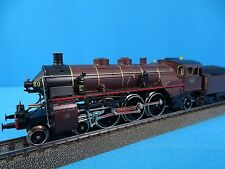 Marklin 3111 NMBS Steamer with Tender Series 59 Brown