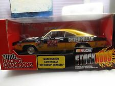 1:18 ERTL 1969 Dodge Charger Ward Burton Caterpillar  - RARITÄT