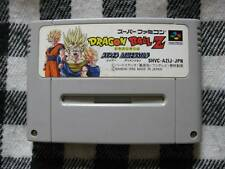 Super Famicom Dragon Ball Z Hyper Dimension Dragonball Japan SFC F/S