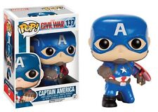 Captain America Action Pose - Vinyl Figur - Limited Underground Toys - Funko Pop