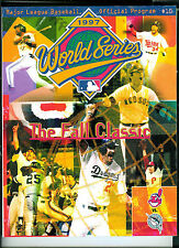 1997 World Series Program, Cleveland Indians vs. Florida Marlins