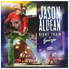 Jason Aldean: Night Train to Georgia (DVD, 2013)