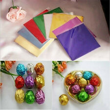 Chocolate wrapping paper aluminum foil paper/candy paper Mix colour Wrappers