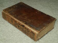 RARE, 1797, 1ST ED, HISTORY OF CONNECTICUT, TRUMBULL, EARLY AMERICAN IMPRINT