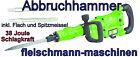 Zipper PROFI Abbruchhammer Stemmhammer Meißelhammer Schlaghammer ZI-ABH1050