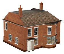 Hornby R9774 Skaledale National Merchant Bank 1/76 Scale=00 Gauge Building Boxed