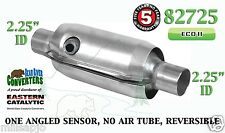 "Eastern Universal Catalytic Converter ECO II 2.25"" 2 1/4"" Pipe 10"" Body 82725"