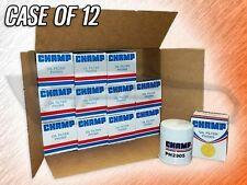 CHAMP OIL FILTER PH2905 FOR JAGUAR XJ12 XJ6 XJR XJS - CASE OF 12 - MADE IN USA