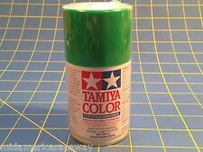 Tamiya PS-25 Bright Green  Polycarbonate Spray Paint # 86025 Mid-America