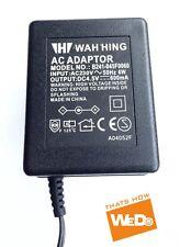 WAH HING ADAPTADOR AC B241-045F0060 DC4.5V 600mA ENCHUFE RU