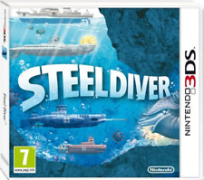 3DS-Steel Diver /3DS  GAME NUOVO
