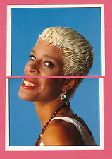 Yazz 1989 BBC Top of the Pops Music Stickers #39-40