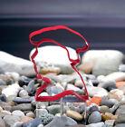 Ausstecher Ausstechform MARTIN LUTHER in rot Kunststoff von phil goods