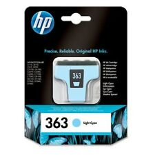 ORIGINAL & BOXED HP363 / C8774E LIGHT CYAN INK CARTRIDGE - SWIFTLY POSTED
