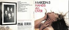 Maroon 5 - Hands All Over [Target Exclusive]  (CD, Sep-2010, Octone) RARE
