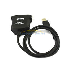 New USB 2.0 to IEEE-1284 36 Pin Parallel Printer Cable Adapter