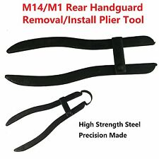 M14/M1 Rear Handguard (Clips) Removal and Installation Pliers Tool,US Seller
