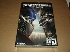 Transformers - The Game - (PC,2007)