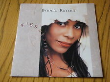 "BRENDA RUSSELL - KISS ME WITH THE WIND     7"" VINYL PS"