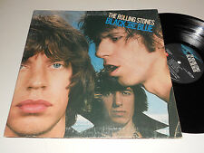 THE ROLLING STONES VG++ Black and Blue COC-79104 Mick Jagge Keith Richards album