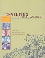 Inventing Modern America: From the Microwave to the Mouse-ExLibrary