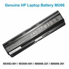 Long Life Original Notebook Laptop Battery HP MU06 MU09 593554-001 593553-001