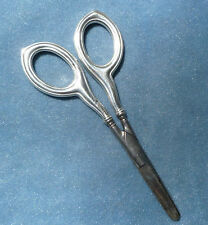Vintage Sterling Handle Grape Shears Whiting Mfg Scissors