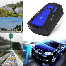 V7 360 Degree 16 Band Scanning LED Radar Detector Laser Car Speed Testing System