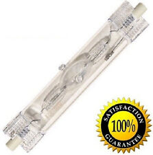 150W HQI Metal Halide 12000K RX7s Double Ended 12K Aquarium Reef Bulb