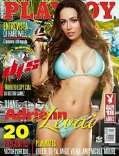 Playboy Magazine Venezuela September 2015 Adrienn Levai
