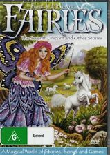 FAIRIES THE SEVENTH UNICORN AND OTHER STORIES - NEW & SEALED REGION 4 DVD