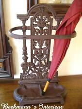 UMBRELLA STAND MADE OF CAST IRON IM ANTIQUE NOSTALGIA GRÜNDERZEIT STILE NEW