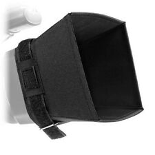 New PO8 Lens Hood designed for Sony DSR-PD150P and Sony DSR-PD170P.