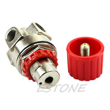 1pc Precision Voltage Regulator Air Compressor Switch Sealed Red V-Ring Pistons