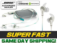 Bose QuietComfort 20 QC20 Noise Cancelling headphones WHITE - Samsung devices